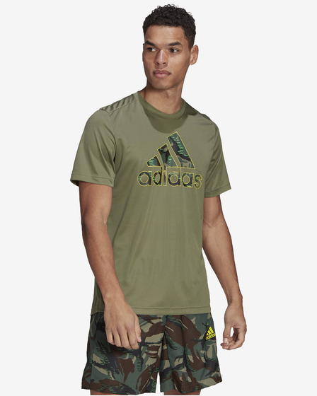 adidas Performance Designed 2 Move Camouflage Majica