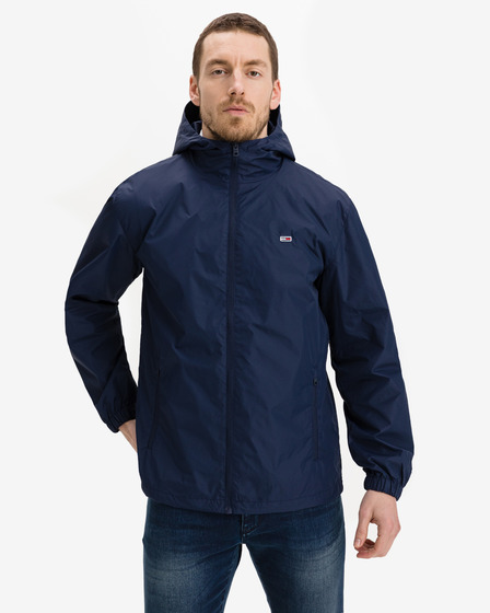 Tommy Jeans Packable Windbreaker Jakna