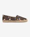 Michael Kors Kendrick Jet Set Girls Espadrile