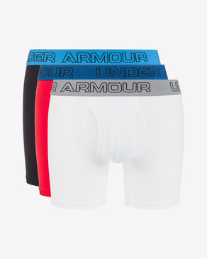 "Under Armour Charged Cotton® Stretch 6"" 3-pack Bokserice"